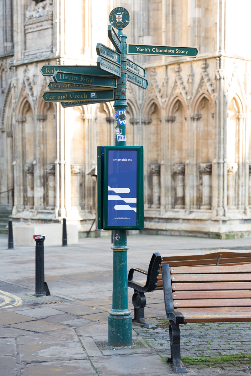 Smart Objects Lamppost Poster 01