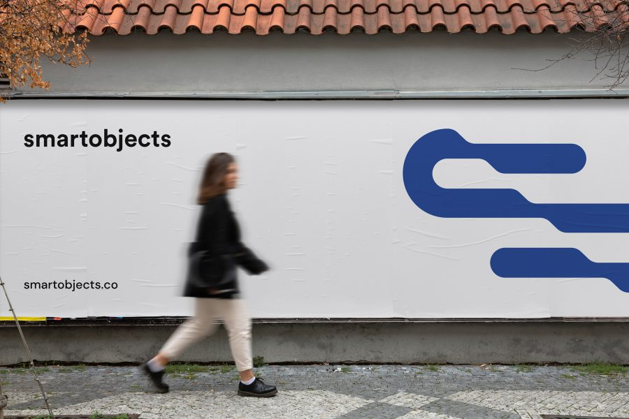 Smart Objects Billboard 08 White 2