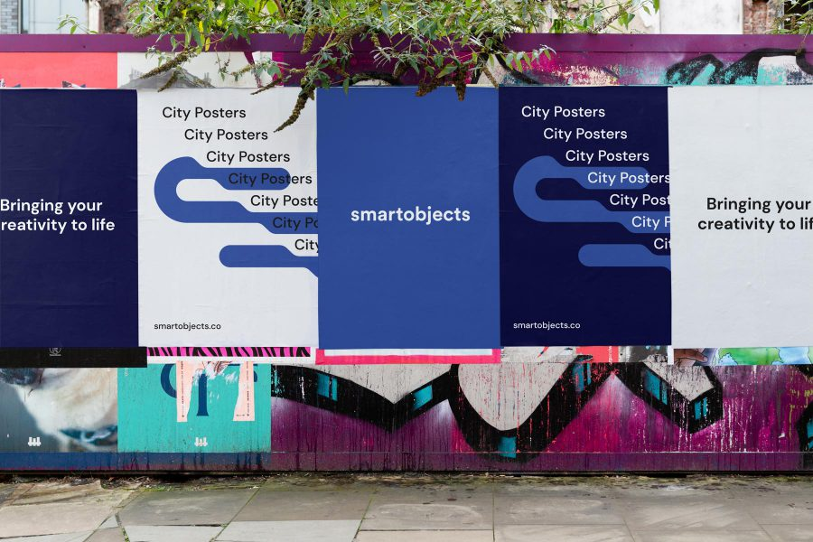 Smart Objects City Posters 02