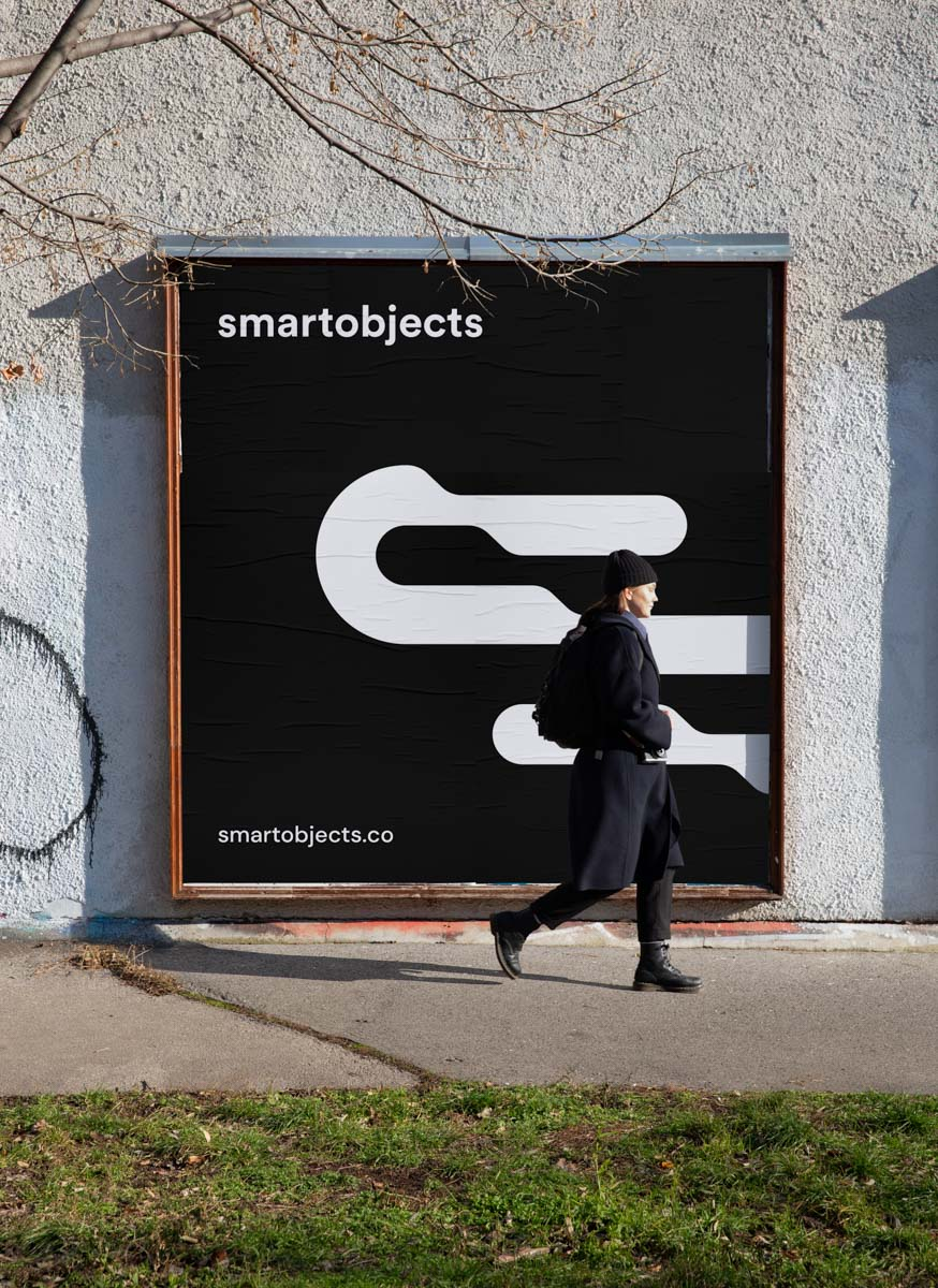 Smart Objects Billboard 13 Black