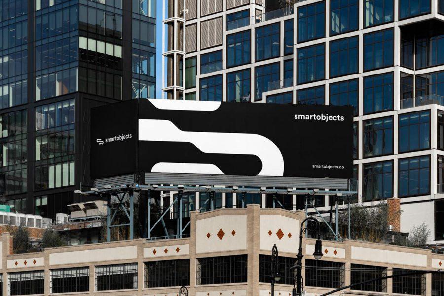 Smart Objects Billboard 15 Black