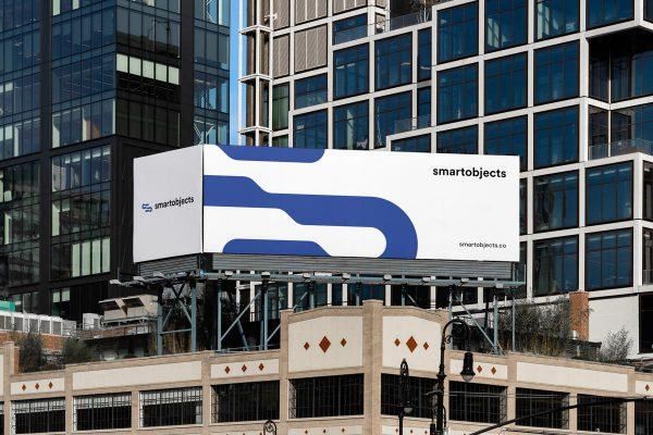 new york billboard mockup