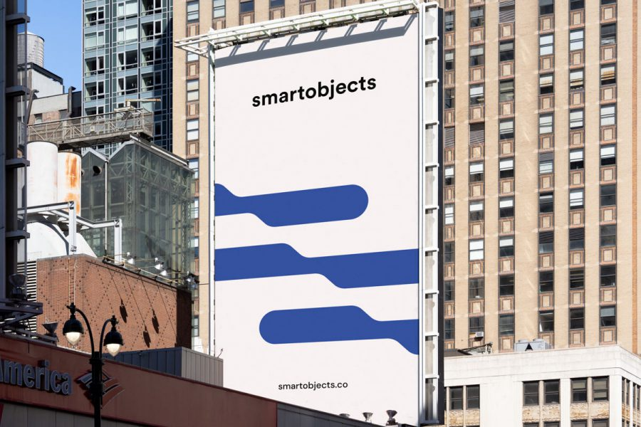 Smart Objects Billboard 16 White 3