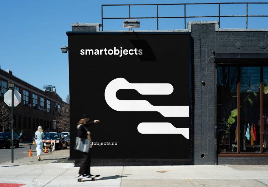 Smart Objects Billboard 17 Black