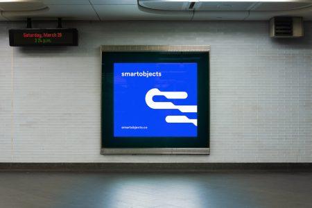 Smart Objects Digital Lightbox 09 Blue