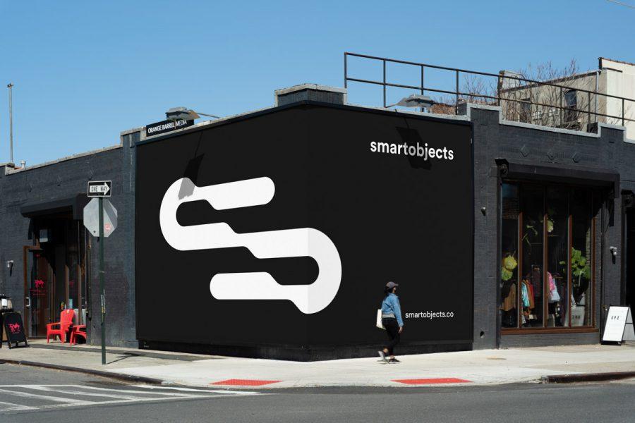 Smart Objects Billboard 18 Black