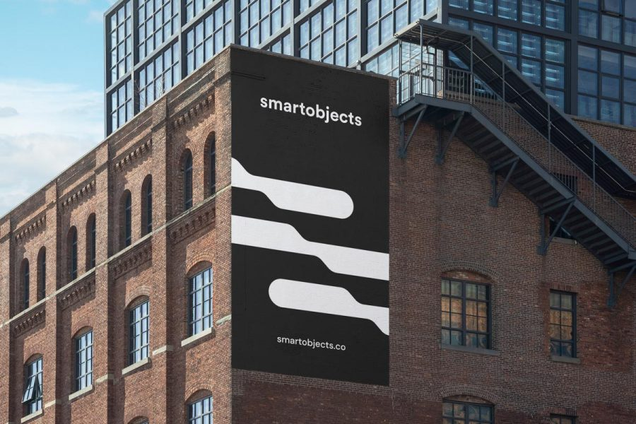 Smart Objects Wall 02 Black 2
