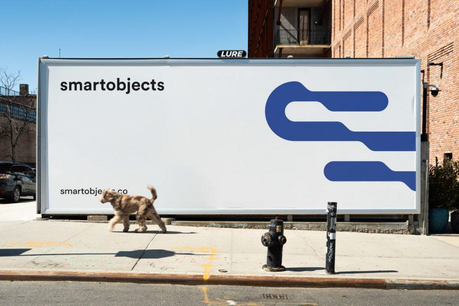 Smart Objects Billboard 21 W