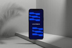 smart iphone mockup